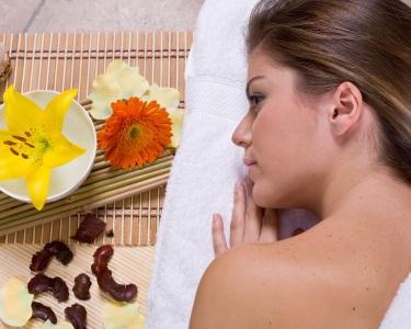 Massagem Anti-stress com Aromoterapia