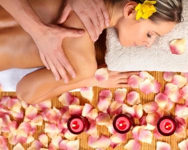 Aroma Relax Massage - 50min