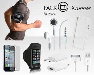 Kit de Desporto para iPhone ou iPod