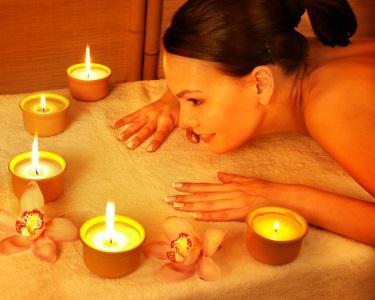 Massagem de Velas - 1h de Relax