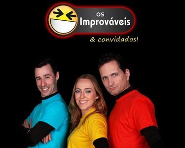 Os Improváveis |Comédia de Improviso
