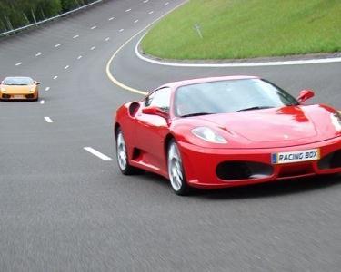 Conduz um Ferrari no Estoril
