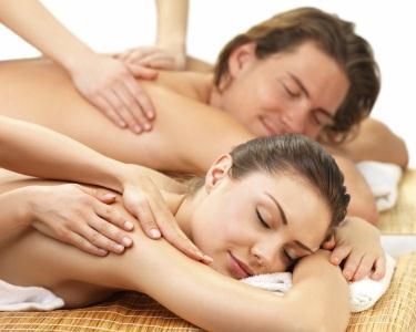 Massagem Mimo Relaxante para Casal