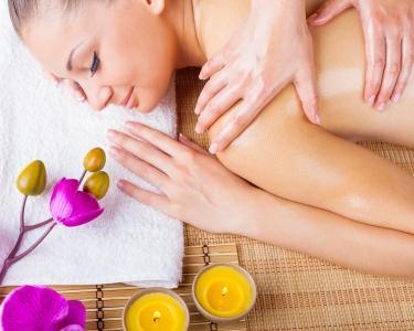 Massagem Relax Total Corpo - 45min