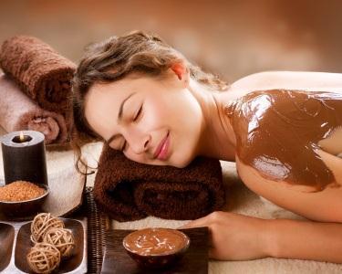 Massagem Aroma de Chocolate ou Coco para Casal em Simultâneo