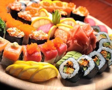 32 Peças Mê Sushi & Sushi Fandango