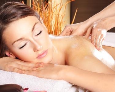 Massagem Corpo Todo - 50min