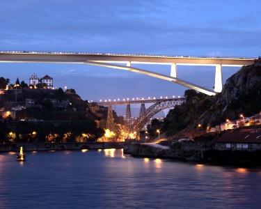 Cruzeiro das 6 Pontes do Porto | Presente Especial a Dois