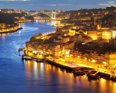 Cruzeiro das 6 Pontes do Porto - Inverno
