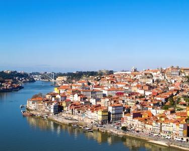 Especial Dia do Pai! Cruzeiro das 6 Pontes do Porto c/ Oferta de Porto