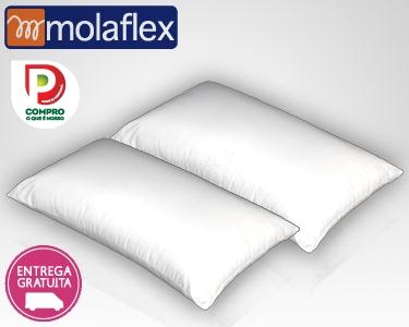 Almofadas-Molaflex HipoalergénicasX2