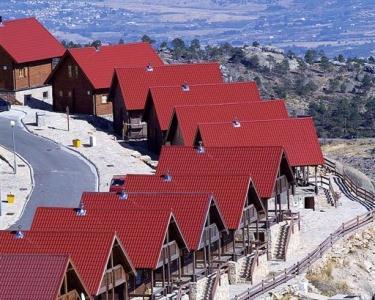 Chalés da Montanha | 1, 2 ou 3 Noites até 6 Pessoas na Serra da Estrela