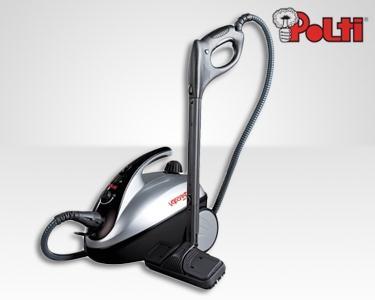 Máquina Limpeza a Vapor Comfort Silver da Polti® | Função de Aspiração