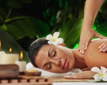 Massagem Quente Sensação - 1h