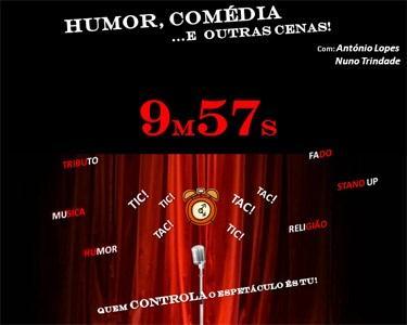 Espetáculo - Humorista Gourmet 9.57