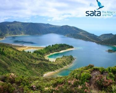 Açores - Voo SATA - Lisboa - Ponta Delgada | Saída 27 Out - Regresso 29 Out