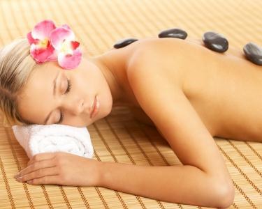 Hot Stones Massage - 45 min