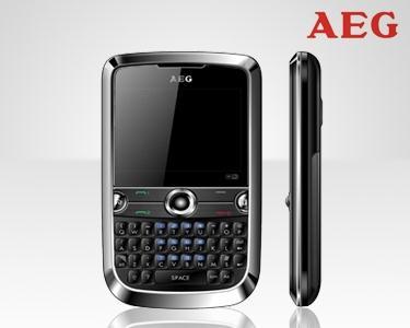 Telemóvel AEG X760 Dual Sim