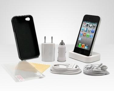 Pack Essencial p/ iPhone4 4s