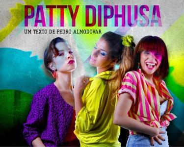 Espetáculo PATTY DIPHUSA no Villaret