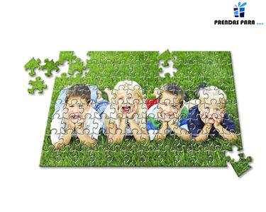 Puzzle 1000 peças - Foto à sua escolha