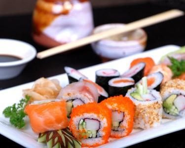 Workshop Sushi no Estoril - 4h