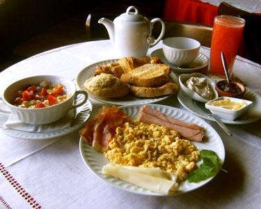 Pequeno-Almoço Inglês | Sala de Chá