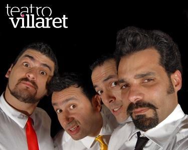 Comédia Improlaroid - Teatro Villaret