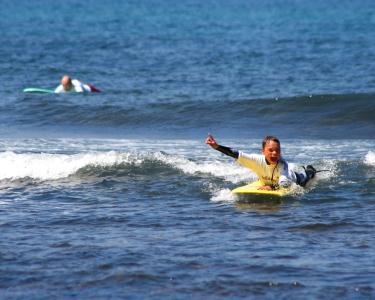 Surf na Ericeira   Batismo no Mar