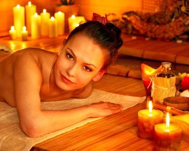 Candle Massage - 45min Relax