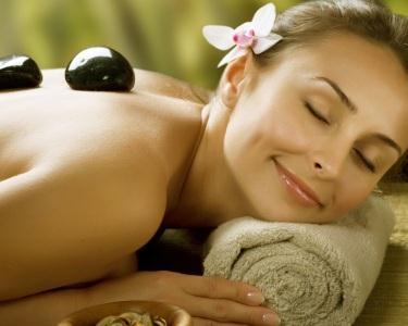 Massagem Pedras Quentes - Puro Relax