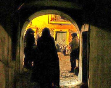 Ghost Tour-Passeio Pedestre Lisboa