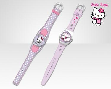 Relógio Hello Kitty - Escolhe o Teu