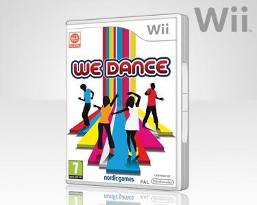 Jogo Wii - We Dance