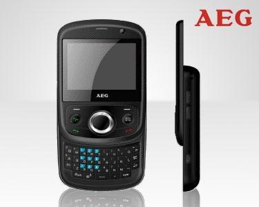 Telemóvel AEG QSX400