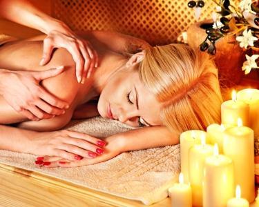 Relax Massage a 4 Mãos - 1hora