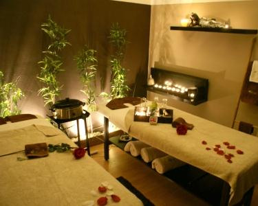 Massagem Amor a Dois & Chá com Bombons