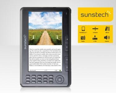 e-Book Sunstech