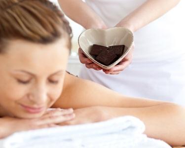 Massagem Chocolate para Casal em Simultâneo