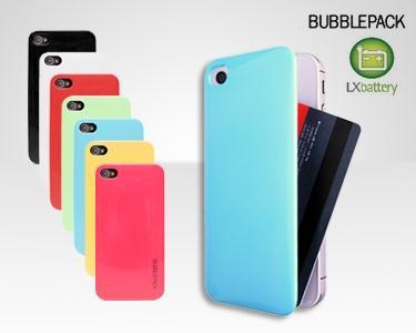 Capa Bubblepack para iPhone