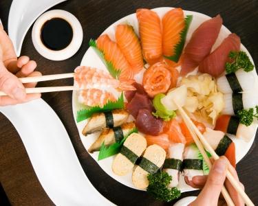 Jantar de Sushi a Dois - Katsu