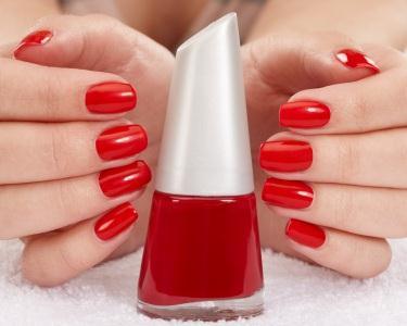 Aplicação Verniz Gel com Manicure