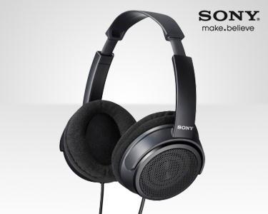 Auscultadores Sony - Design