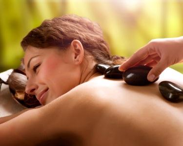 Massagem Pedras Quentes -Relax Total