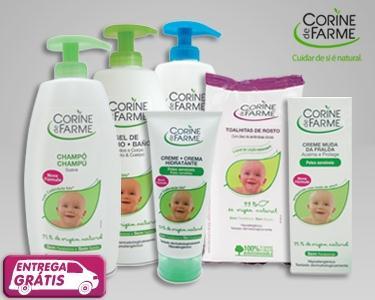 Pack Bebé Corine de Farme-Happy Skin