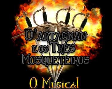 Musical D´Artagnan & 3  Mosqueteiros