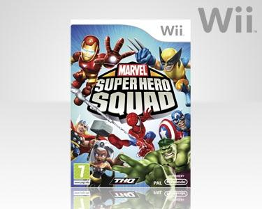 Jogo | Marvel Super Hero Squad