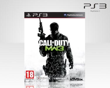 Jogo Call of Duty - Modern Warfare 3