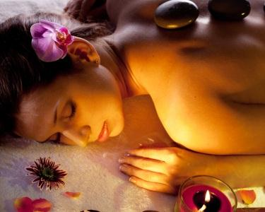 Hot Stones Massage - 1h