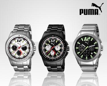 Relógio Puma à escolha